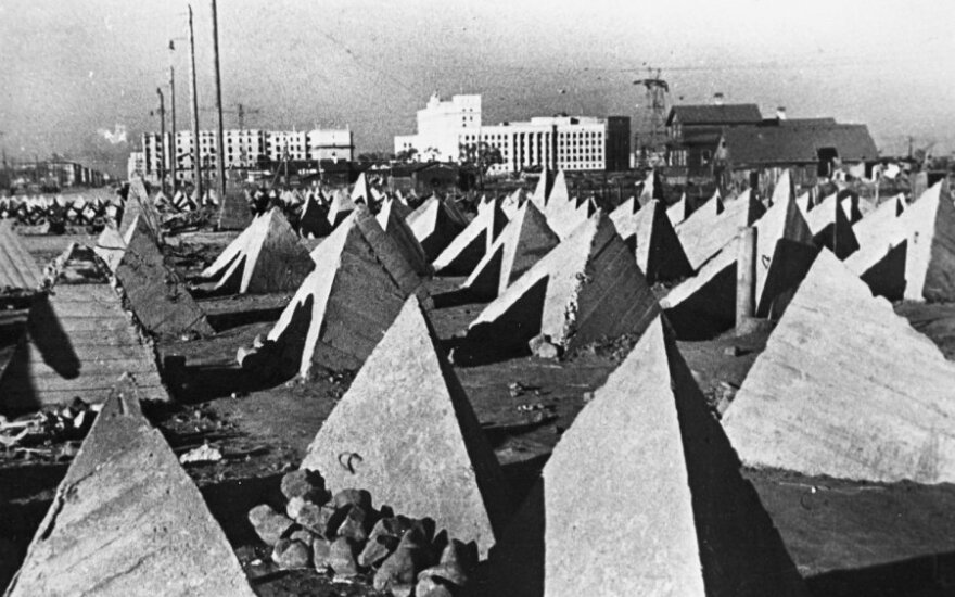 Leningrado blokada