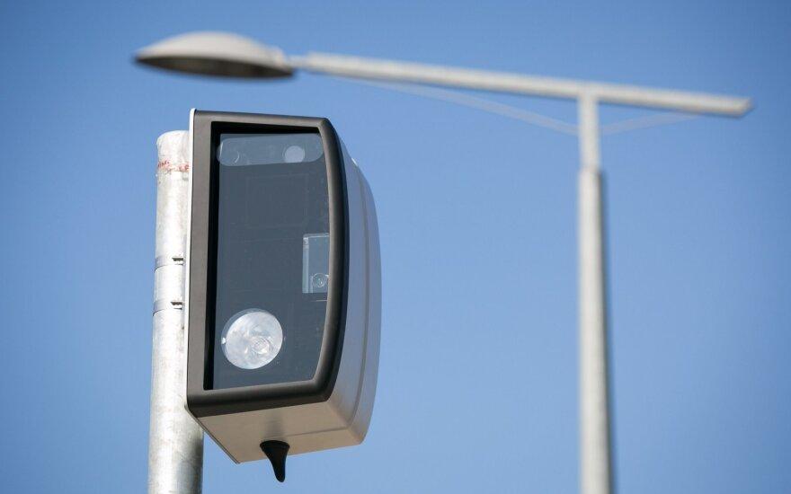 Новость для водителей: новый радар на взморье зафиксировал 1000 нарушителей ПДД