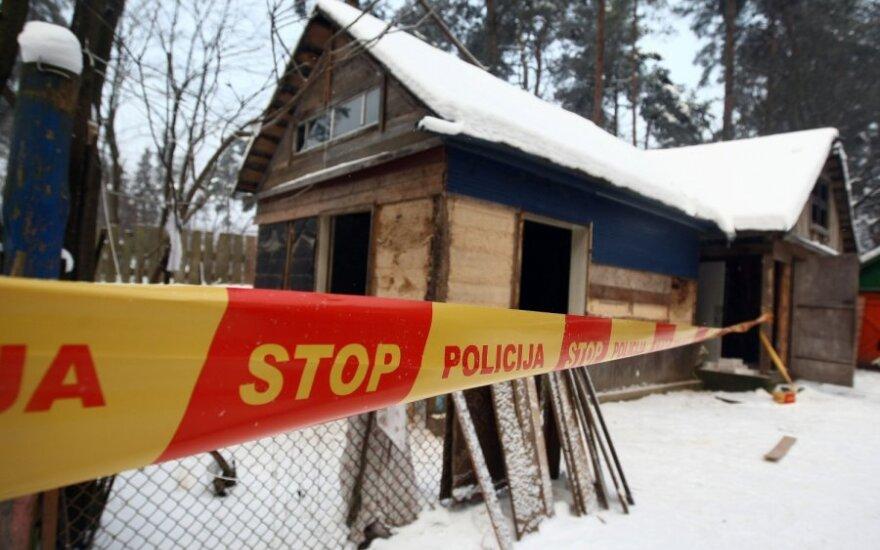 В Вильнюсском таборе обнаружен труп еще одного наркомана