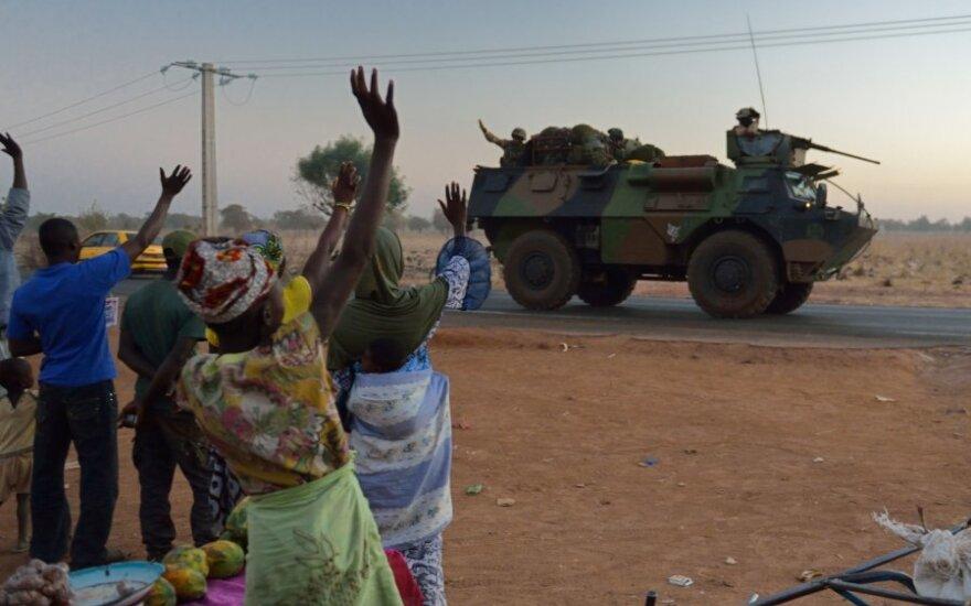 """Europa i Mali: """"Po drugiej stronie"""" wojny"""