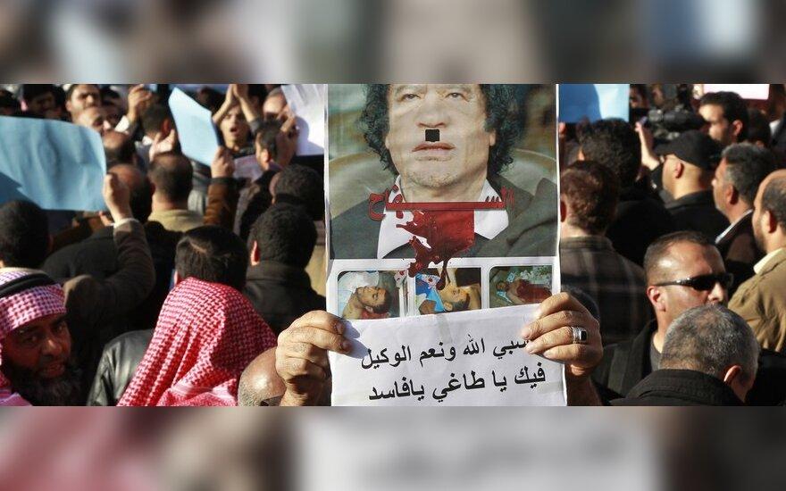Muammaras al Gaddafi