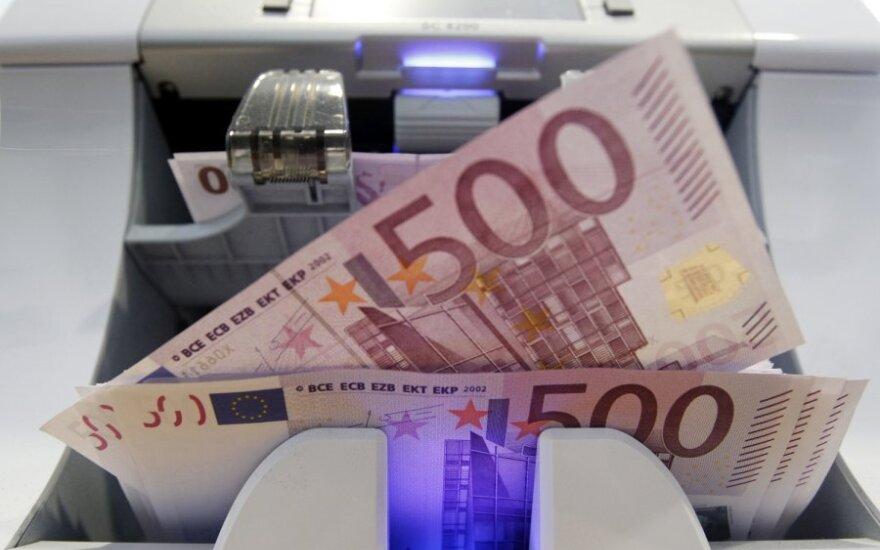 В Афинах грабитель вынес из банка миллион евро