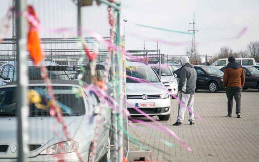 Создают новую систему: для продажи автомобиля потребуется специальный номер