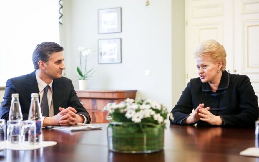 Grybauskaitė: Rynek biopaliw potrzebuje więcej konkurencji i kontroli