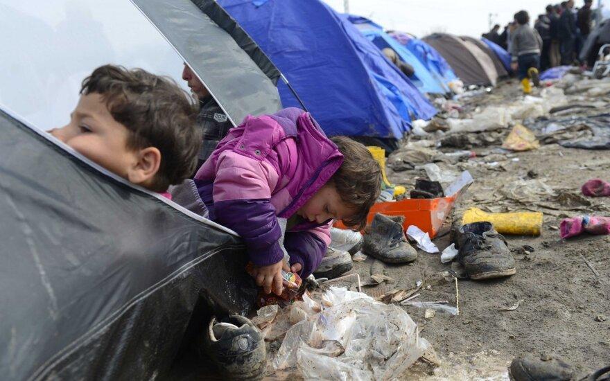 Чехия не согласна принимать дополнительных беженцев из Турции
