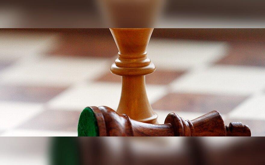 Шульскис стал победителем международного шахматного турнира в Италии