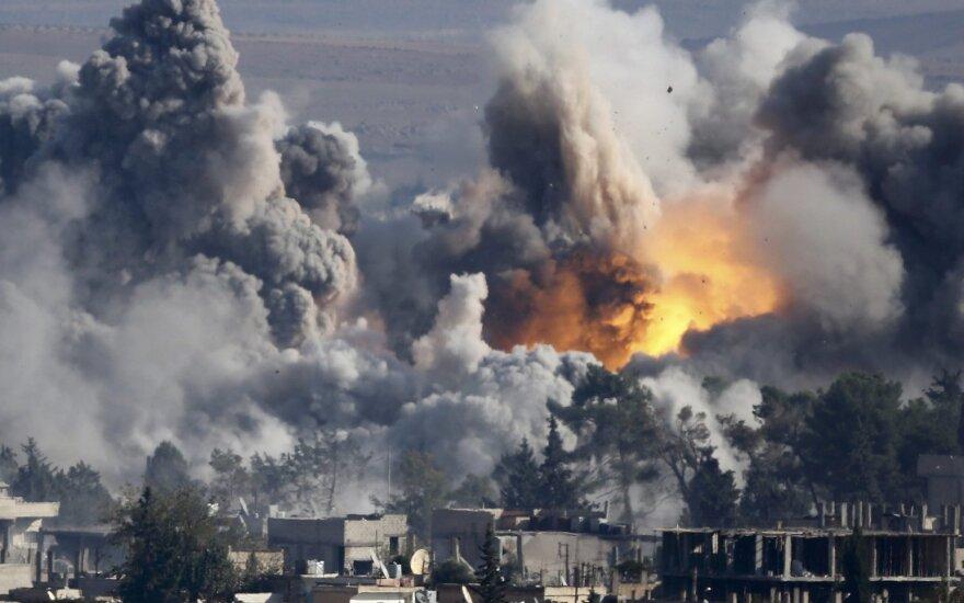 Россия перебросит 2000 военных на авиабазу в Сирии