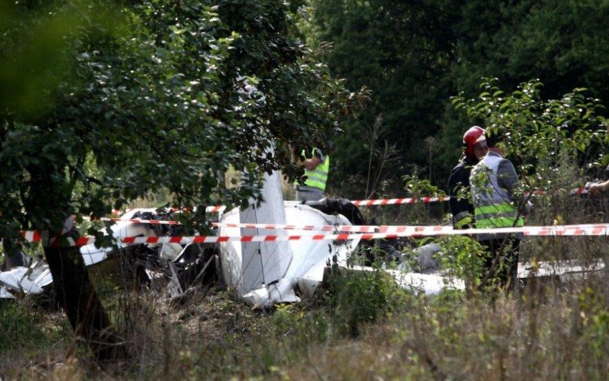 В Польше разбился самолет с парашютистами: погибли 11 человек