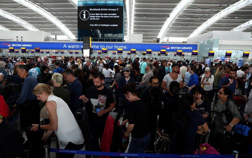 Аэропорт Гатвик в Лондоне закрыли из-за появления беспилотников