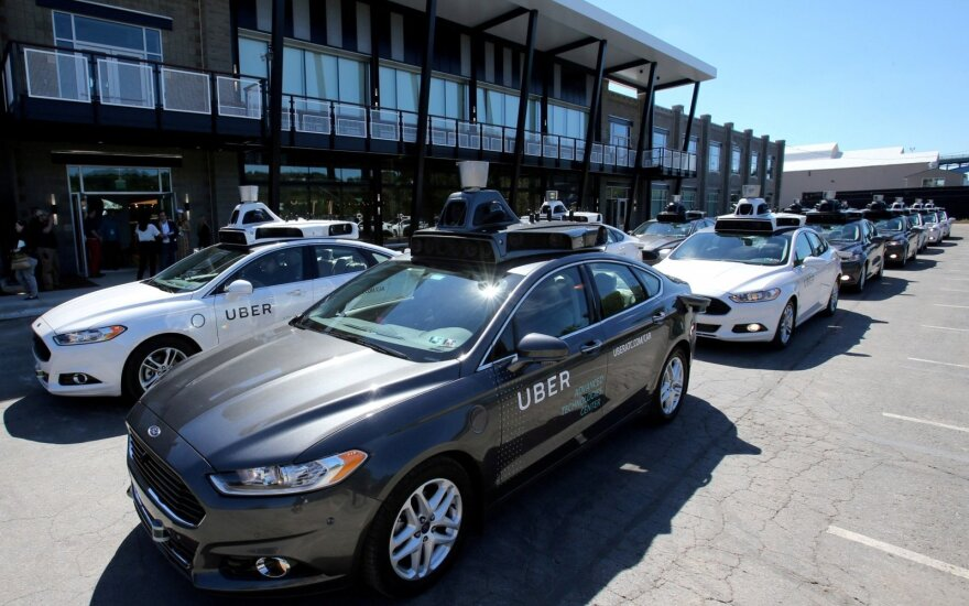 Брюссельский суд запретил Uber