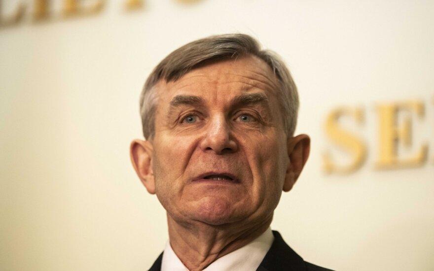 Пранцкетис: Дарюс Яунишкис может быть предложен на пост главы ДГБ на второй срок