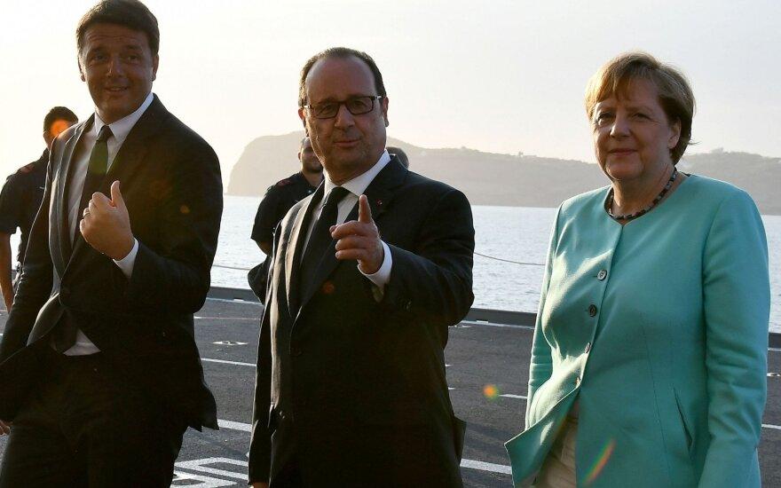 Олланд высказался за укрепление отношений с Россией