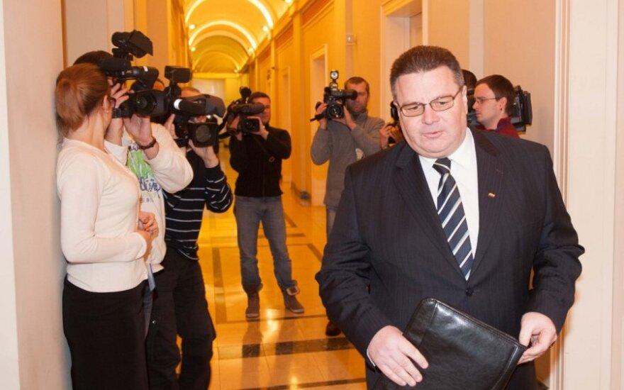 Linkevičius: Mam nadzieję, że zdrowy rozsądek zwycięży