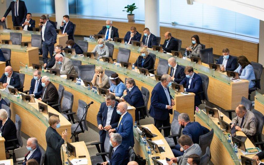 """""""Аграрии"""" инициируют заседание Сейма Литвы по обращению в КС в связи с выборами"""