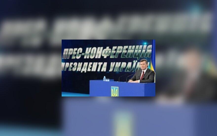 Янукович: договоренности в Москве не противоречат курсу евроинтеграции