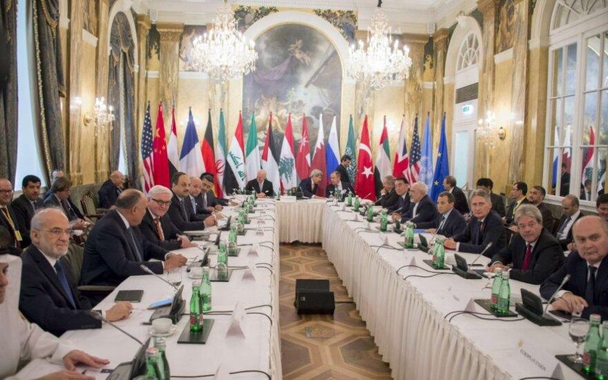 В Вене проходят ключевые переговоры по Сирии