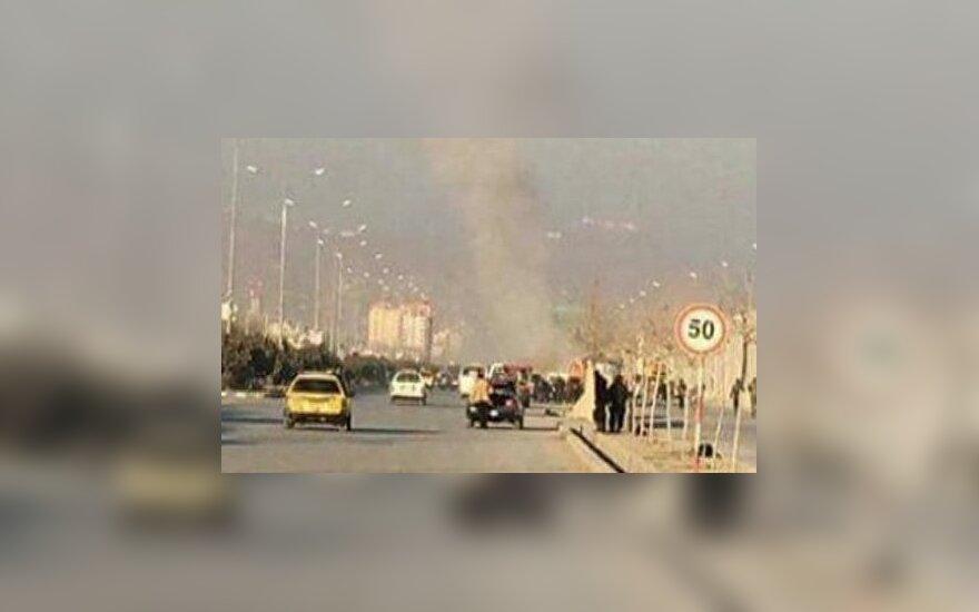 Десятки человек погибли в результате двух взрывов в Кабуле