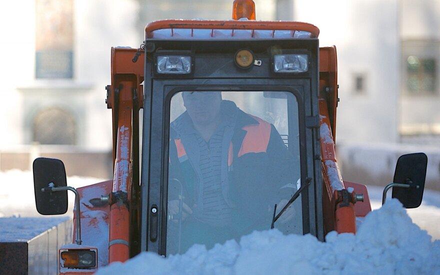 Дорожные службы этой зимой обещают новшества