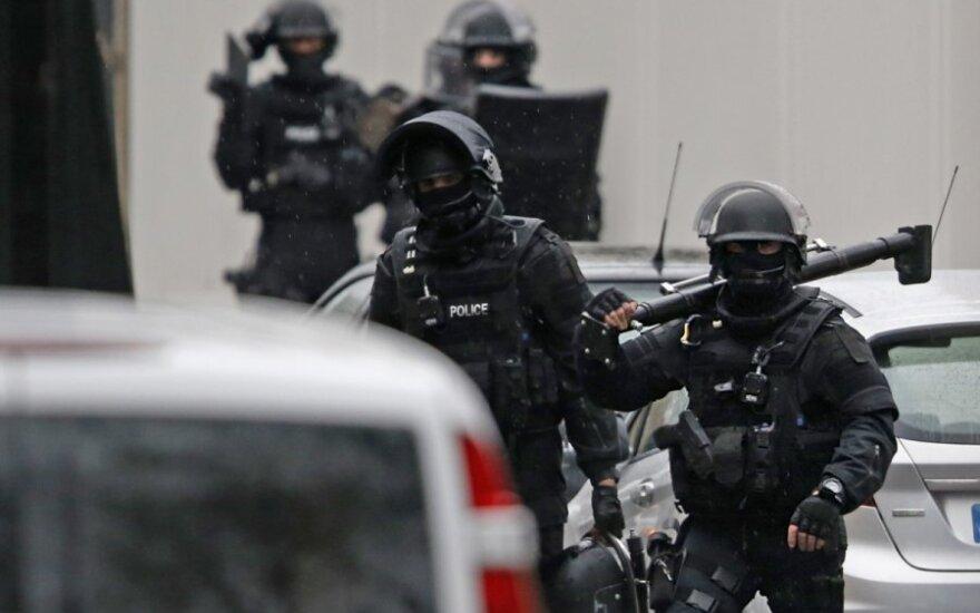 Спецоперация во Франции: террористы скрываются в городке Крепи-ан-Валуа