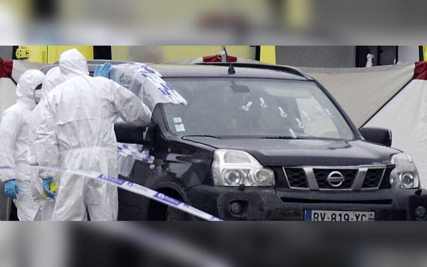 Бельгийский вор попытался заразить полицейского СПИДом