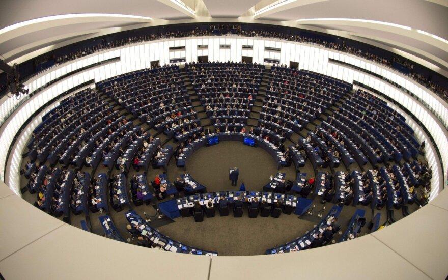 Европарламент осудил действия РФ на Азове и призвал к санкциям