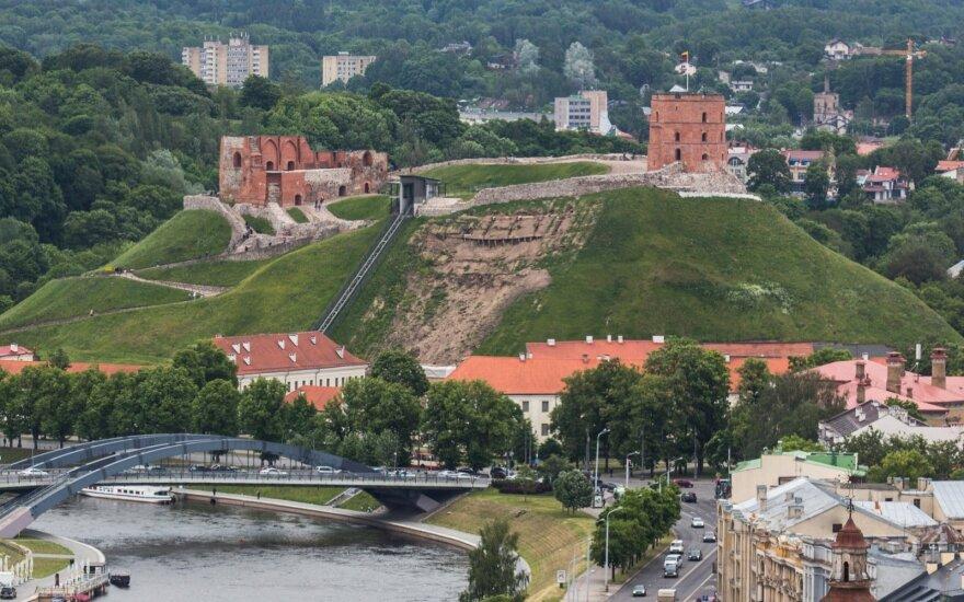 Вильнюс для англичан – самый дешевый город в Европе