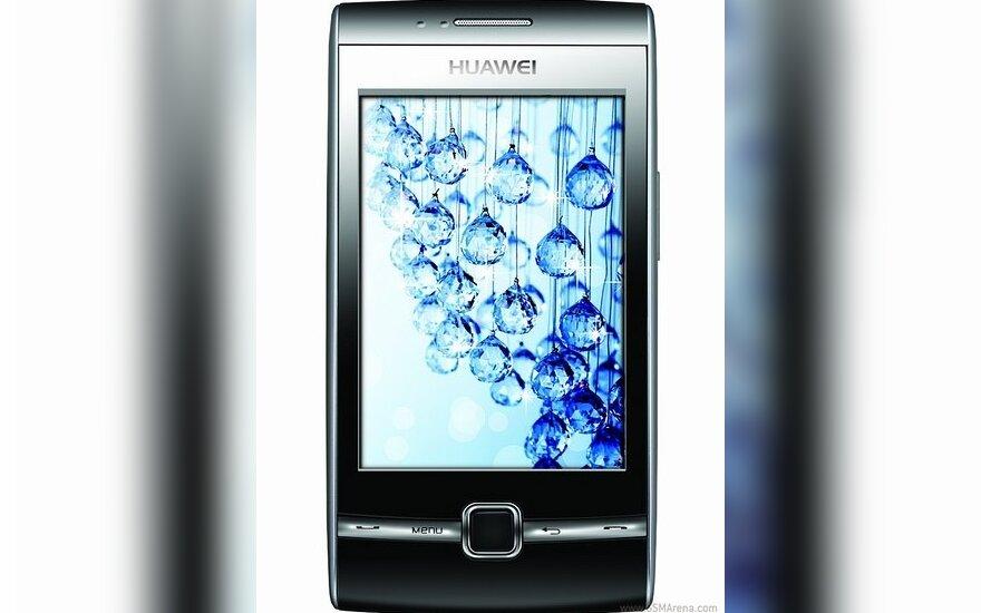 Išmanusis telefonas Huawei U8500