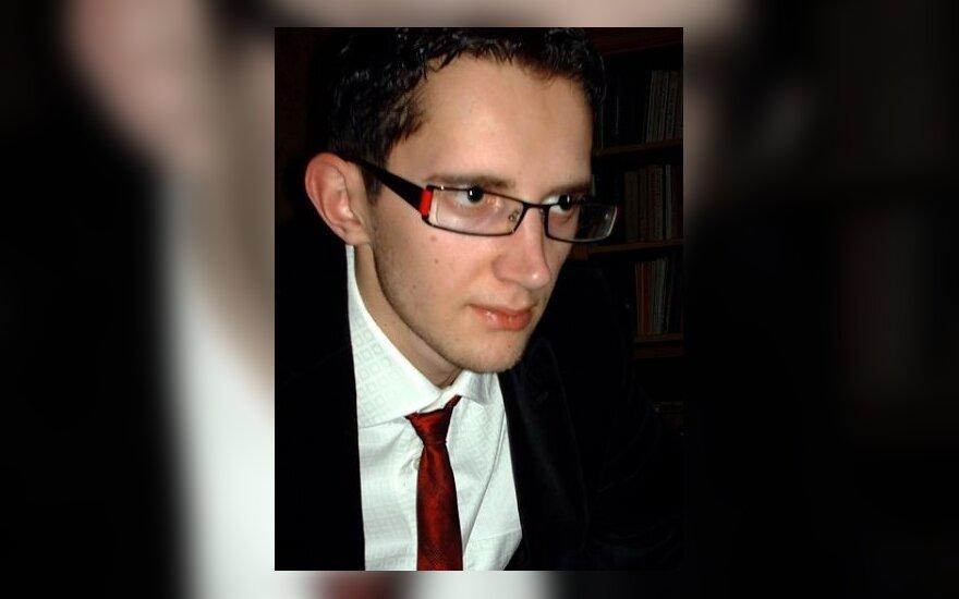 В Каунасе жестоко избит писатель
