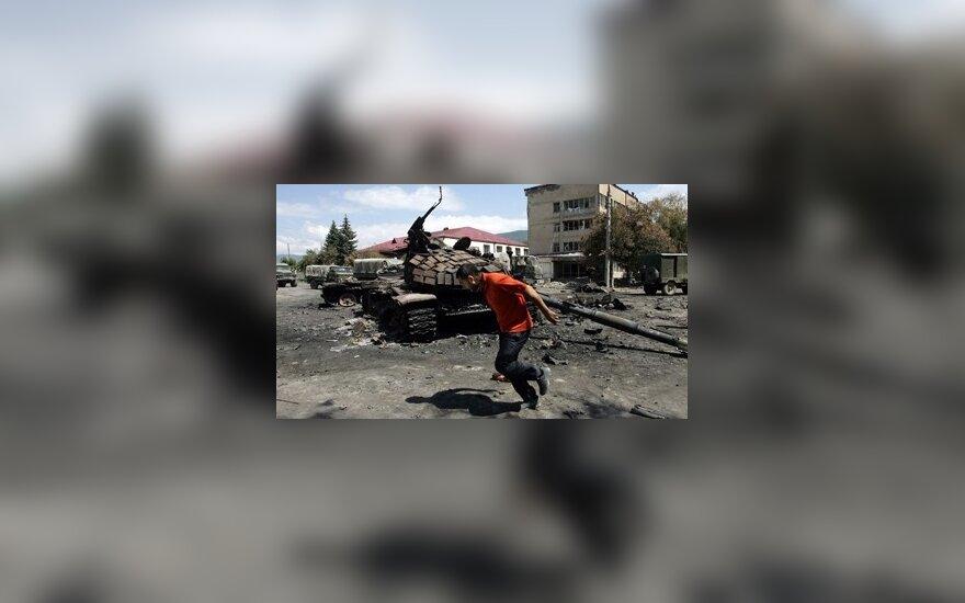 В Гааге открыто дело об убийствах грузин во время конфликта в Южной Осетии