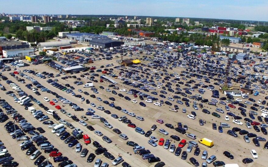 Жители Литвы все чаще покупают машины в лизинг
