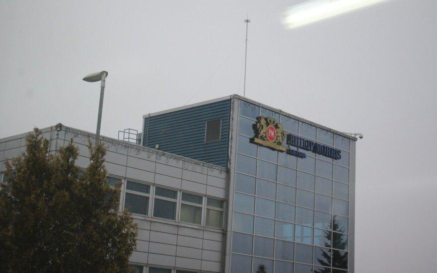 Компания Philip Morris в Литве выделила на дивиденды 19,2 млн евро