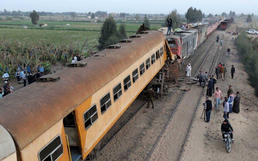 В Египте столкнулись два поезда: минимум 19 погибших