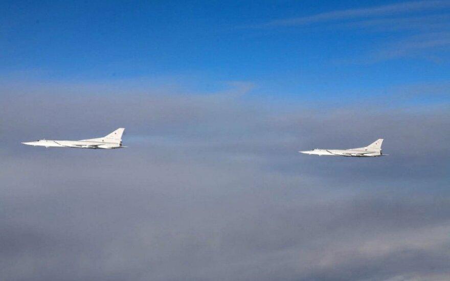 Suomijos karinių oro pajėgų nuotr.