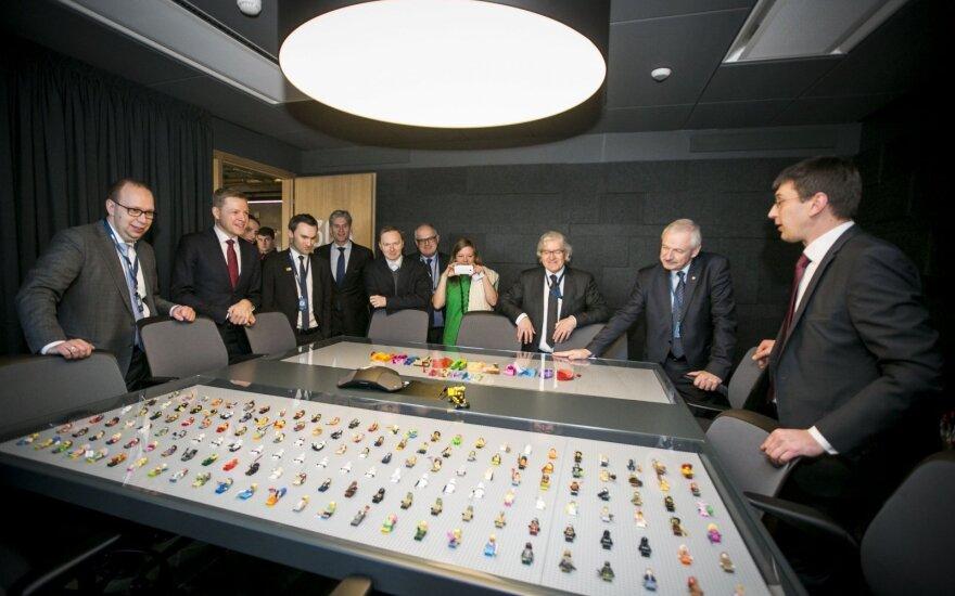 Danske Bank IT padalinio Lietuvoje atidarymas