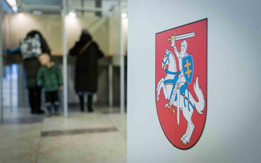 Литва: в первом туре муниципальных выборов избрано 19 мэров