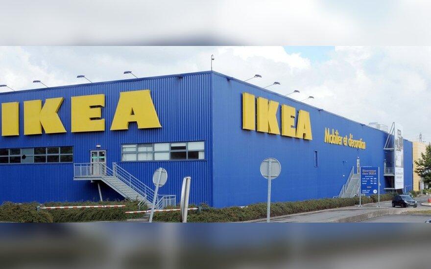 IKEA w Wilnie