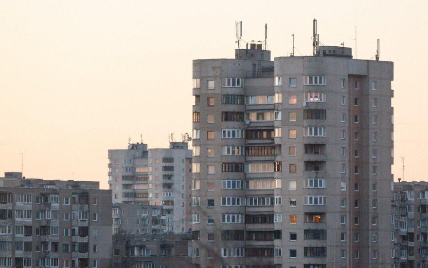 Жителей многоквартирных домов Литвы ждут перемены