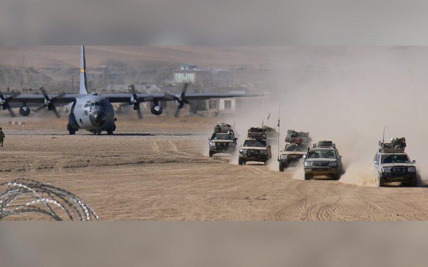 Вся провинция Гор включена в процесс передачи афганским силам