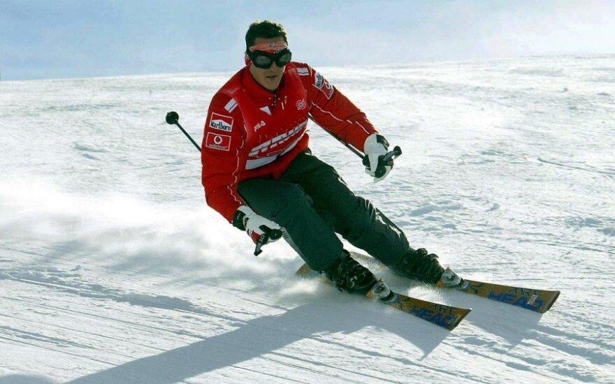 Schumacher poważnie ucierpiał