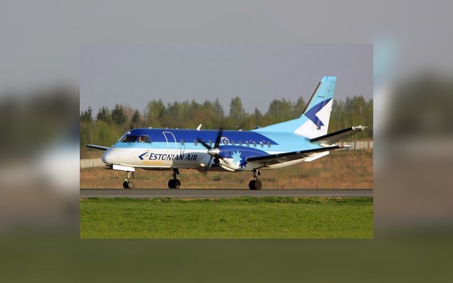 Estonian Air расширяет деятельность в Литве