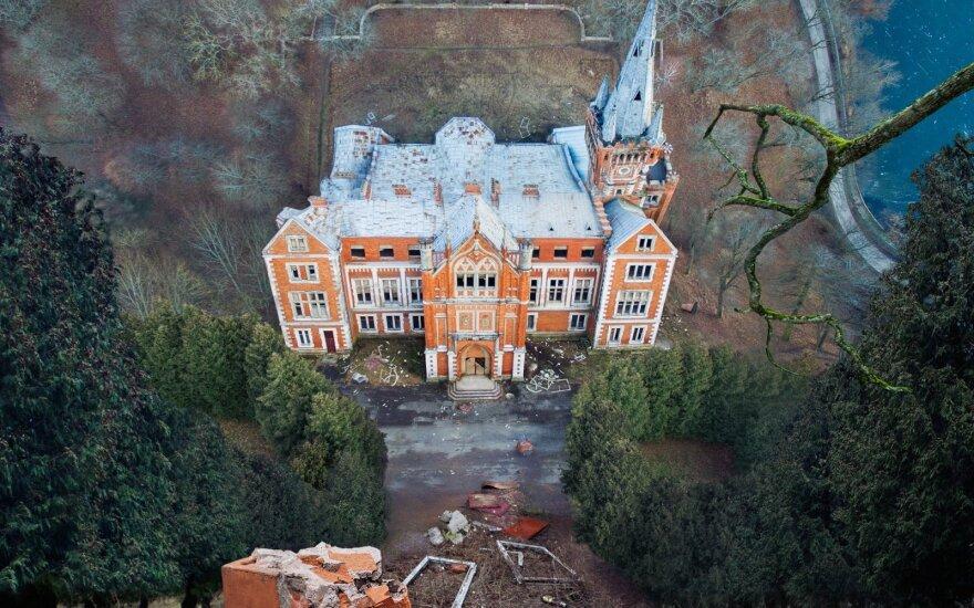 Лентварисский дворец стал собственностью Кигуолиса