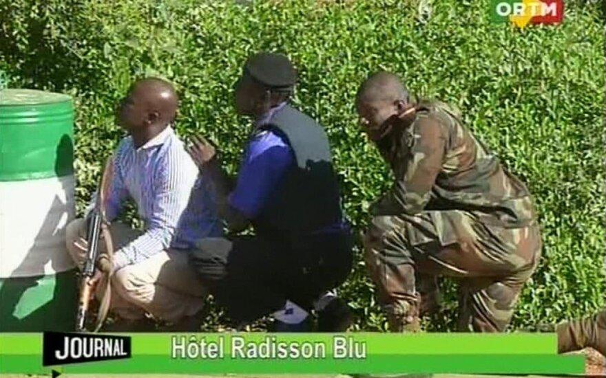 Власти Мали: все заложники в гостинице освобождены
