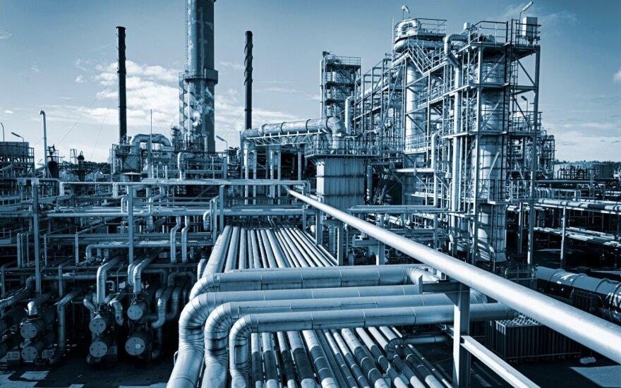Naftos ir dujų perdirbimo gamykla