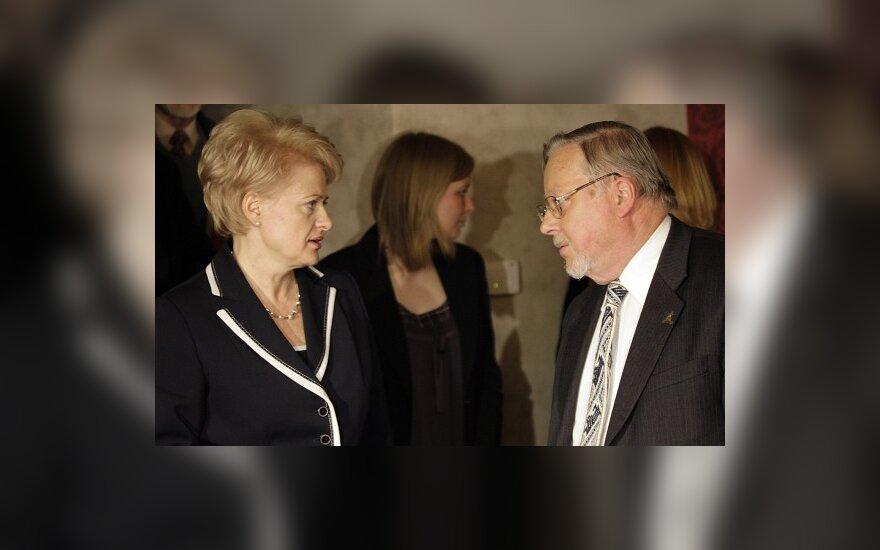 """В.Ландсбергис: Литва должна продолжать политику """"Саюдиса"""""""