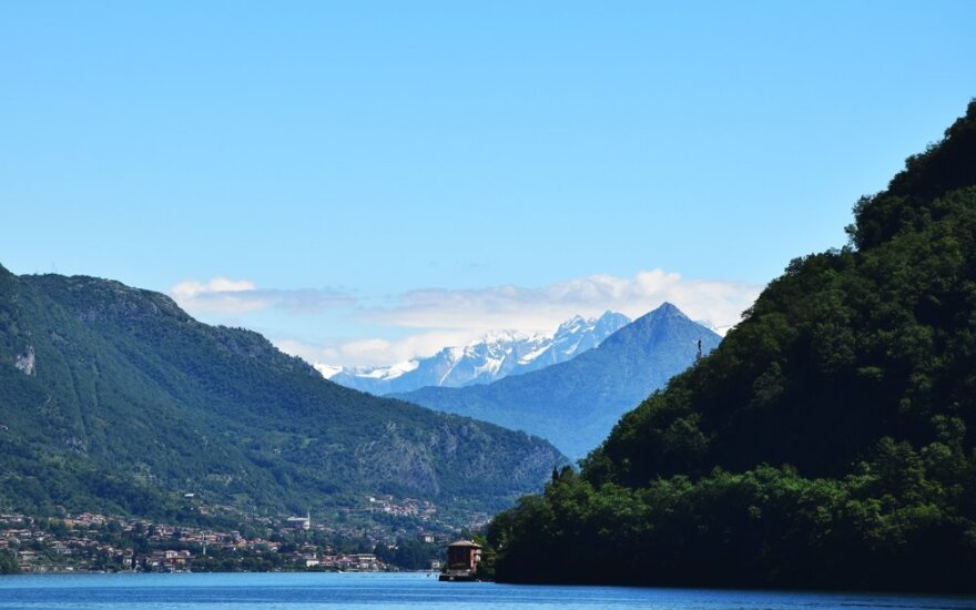 Šiaurės Italija