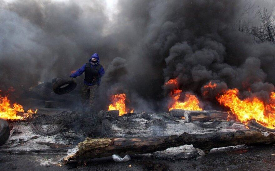 """MSZ Rosji wezwało """"liderów Majdanu"""" do zaprzestania """"wojny z narodem"""""""