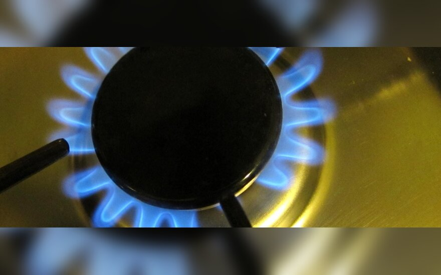 Прогнозируется сокращение потребления газа в Литве