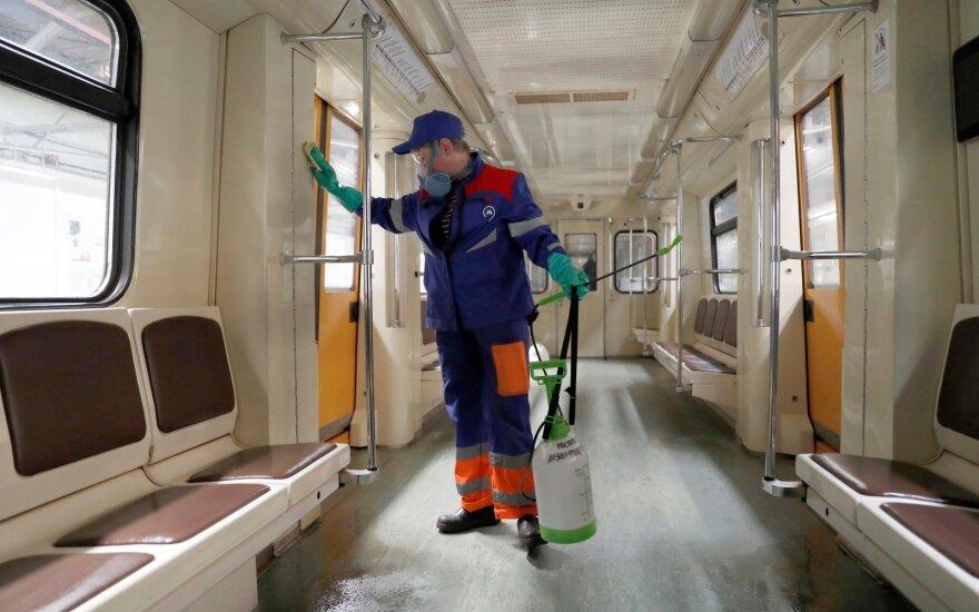 Коронавирус: в Москве больше тысячи заболевших, в России - 270 новых случаев
