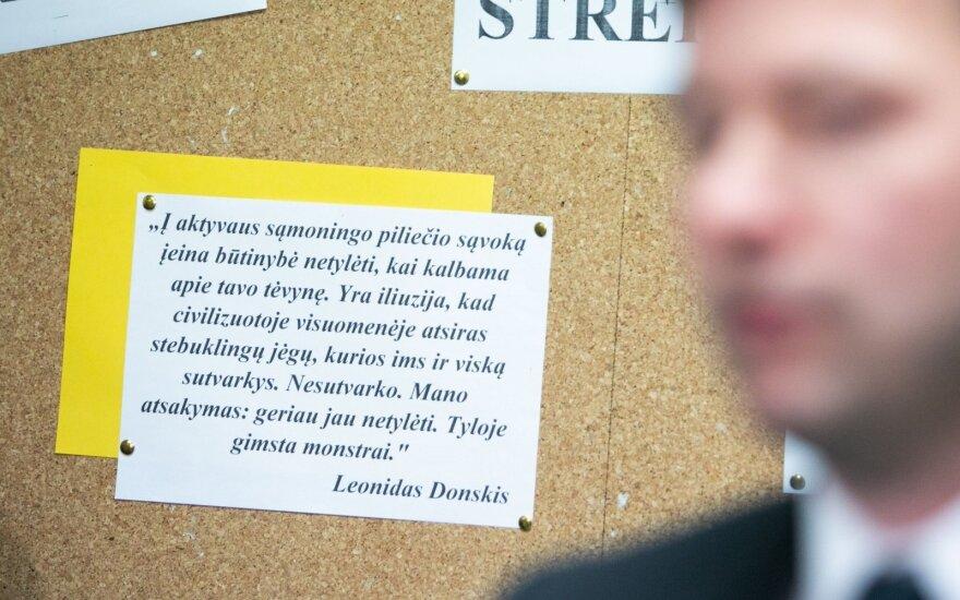Литовский премьер: зарплаты снизились у 20% учителей, причина – снижение нагрузки