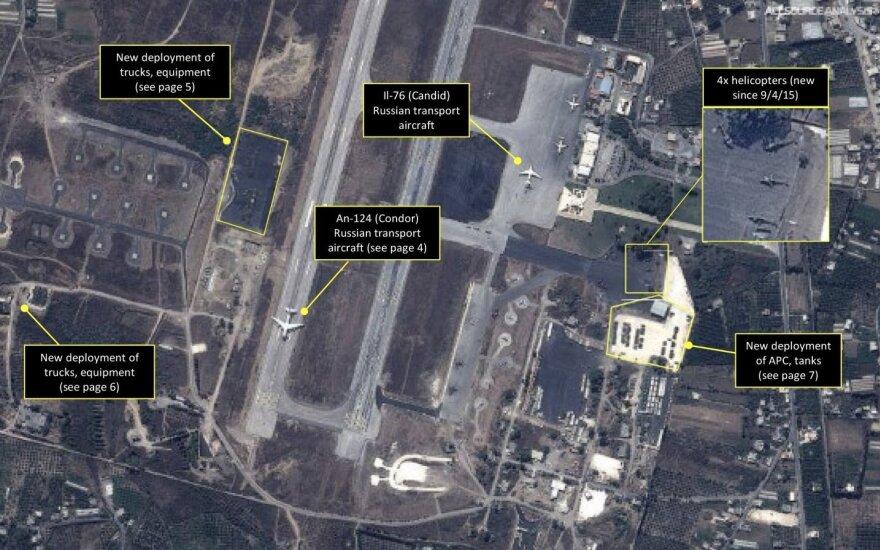 Минобороны России обвинило США в координации атаки дронов на базу в Сирии